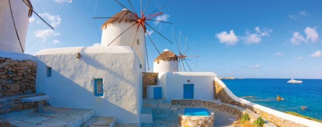 8 Day Iconic Greek Islands Cruise